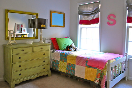 daughter's room redo