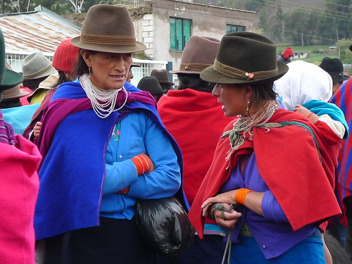 Thursday Market - Guamote, Ecuador