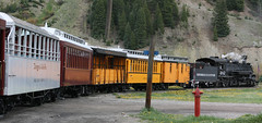 Durango - Silverton train (10b travelling) Tags: usa southwest ctb america train us colorado unitedstates silverton ten amerika durango americas carsten estadosunidos brink 10b vereinigtestaaten cmtb tenbrink placesamericasunitedstatesussouthwest placesamericasunitedstatesusa