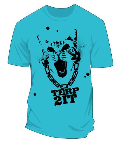 Terp2it Logo Shirt