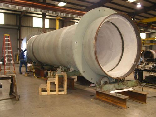 "80"" Refractory Lined Tied Universal Expansion Joint"