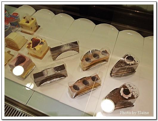 看起來非常美味的蛋糕