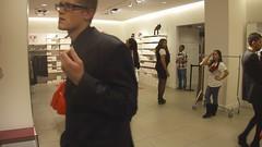 H&Mlanvin3 (Lynn Friedman) Tags: sanfrancisco fashion shop retail shopping clothing published designer sale interior inside hm unionsquare shoppers powellst 94102 lanvin attribution lynnfriedman