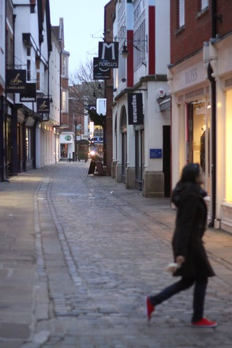 Canterbury 20th November 07:30 a.m.