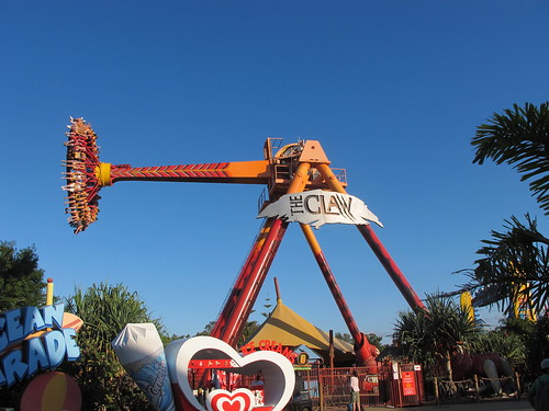 Dreamworld, Gold Coast Australia