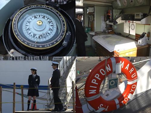 日本丸 船内画像1