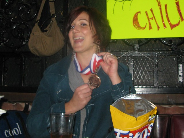 3rd place winner Kammi by Caroline on Crack