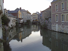 SNB10648- Harfleur France (rivière la Lézarde) (Rolye) Tags: bridge reflection water river yahoo google eau samsung rivière pont reflets ops lehavre harfleur seinemaritime lézarde hautenormandie nv7