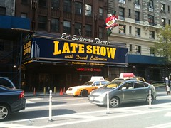Ed Sullivan Theater (purist_andrew) Tags: nyc newyorkcity manhattan lateshowwithdavidletterman edsullivantheater