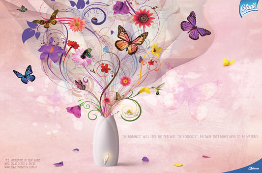 Glade Sense & Spray: Springtime