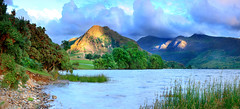 Crummock Water Sunset (capturedcanvas.co.uk) Tags: