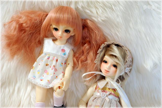 Mikan & Yuzu