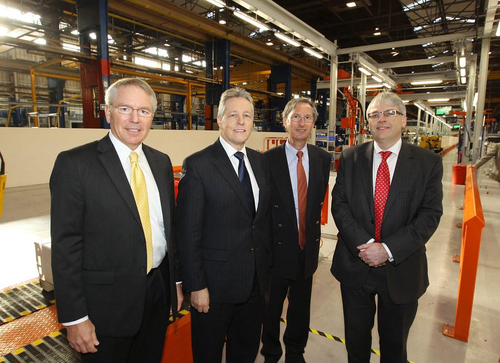 FG Wilson investment launch November 2010