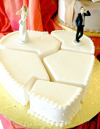 Most Creative Divorce Cake Ideas
