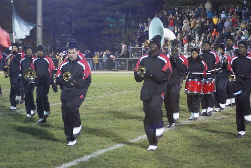 ECHS Mighty Marching Raiders