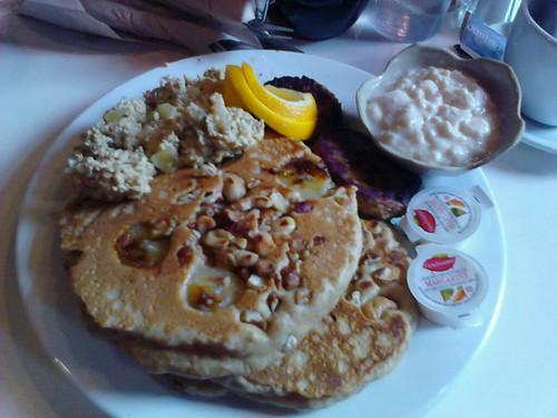 Fresh Pancake Platter