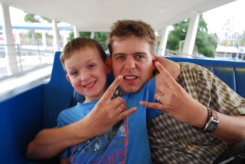 My Boys on the People Mover