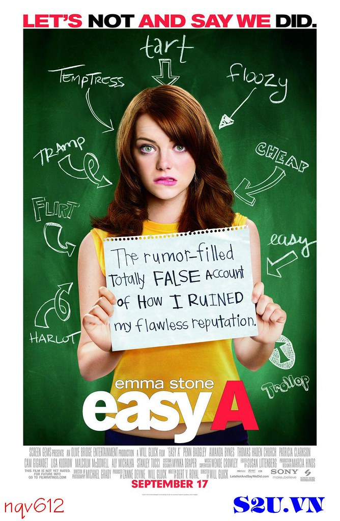 Easy A 2010 DVDRIP