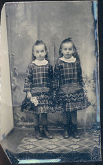 tintype Keim 8 (rkeim38) Tags: old family ny vintage print bradford grandmother cabinet antique album 1800s victorian cartedevisite titusville allegany keim leonora caufield alleganyny clarencekeim keimfamily leonoracaufieldkeim