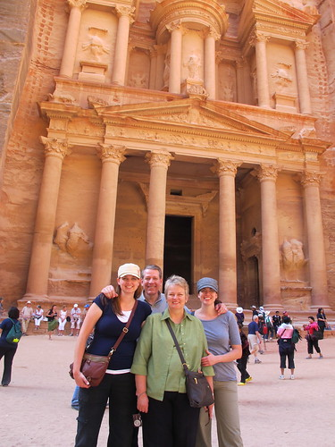 The Family in Petra
