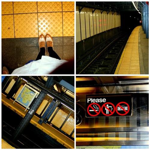 2010 New York - Day One: Subway