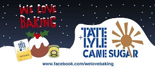 We love baking logo