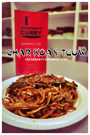 Jonathan's Cafe: Char Koay Teow