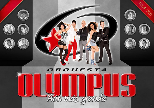 Olympus 2011 - orquesta - cartel