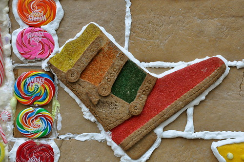 Gingerbread cowboy boot!