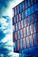 I want to break free but I need to break even (Jovac7) Tags: blue windows sky reflection building clouds photography office high break dynamic sony free want business even alpha dslr range joachim hdr barred glassbox a700 thieren