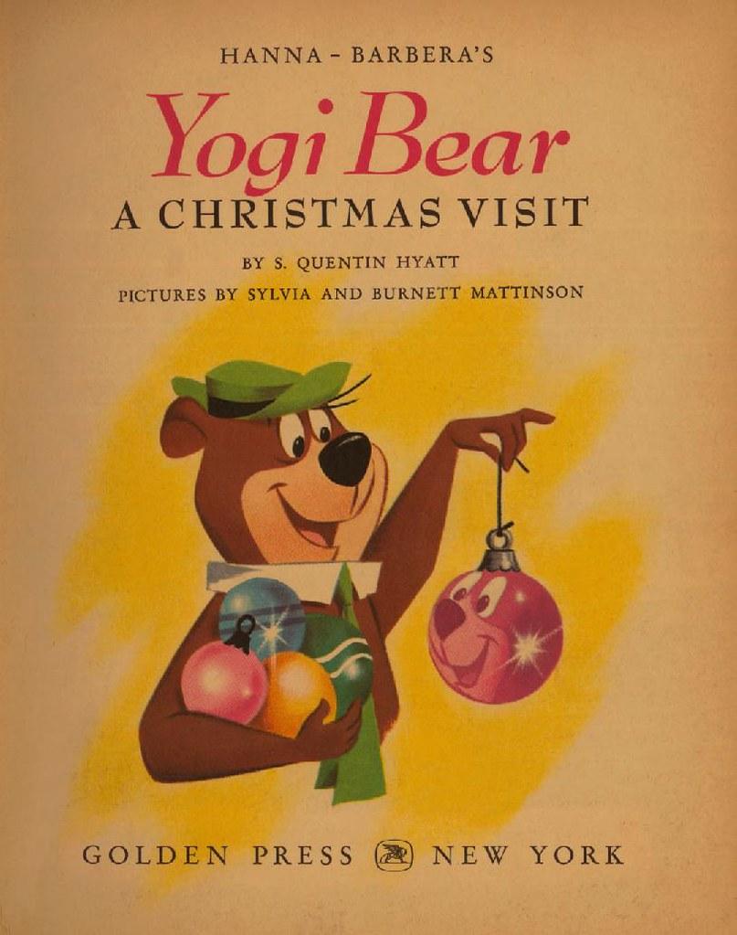 Yogi Bear - A Christmas Visit002