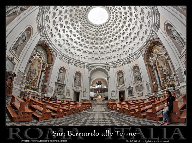 Roma - San Bernardo alle Terme