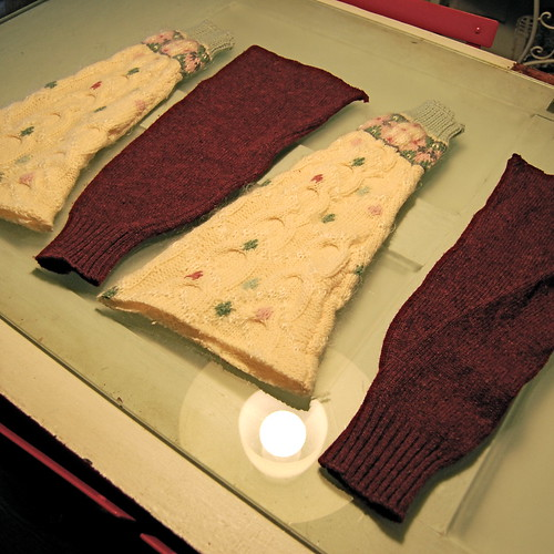 sweater crafts