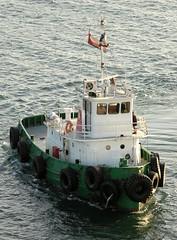 Salalah (Gerry Hill) Tags: cruise harbor persian gulf harbour coastal tug oman pilot patrol seas brilliance mutrah salalah