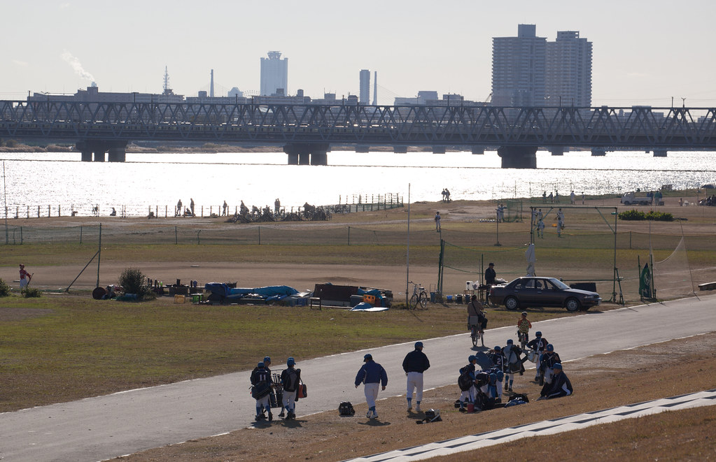 Osaka WTC during daytime