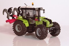 Claas AXOS Compact Tractor