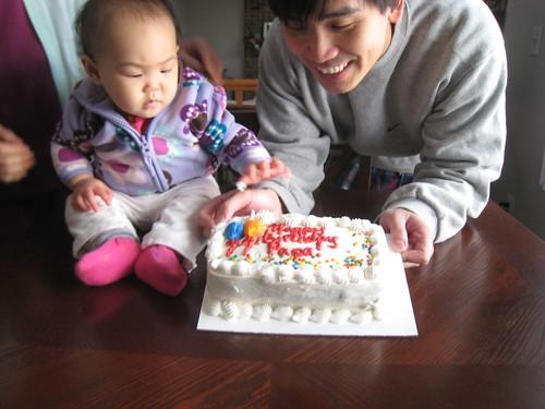 Mmmm...Cake!