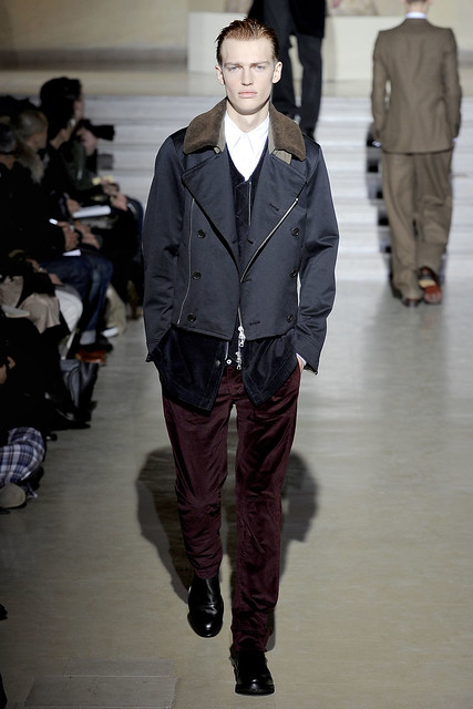 Victor Nylander3015_FW11_Paris_Dries Van Noten(VOGUEcom)