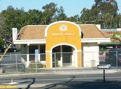 Taco Bell - closed for renovation