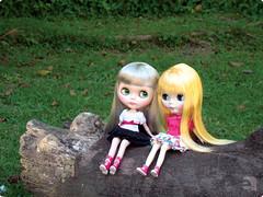 Tiffany e Alice
