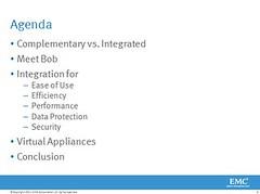 60 VMware Integrations in 60 Minutes Agenda