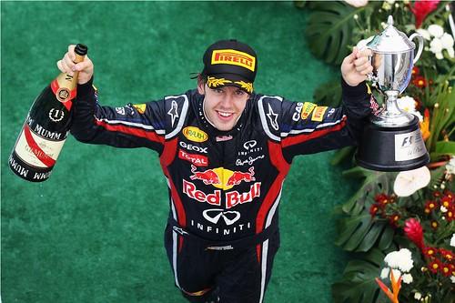 Sebastian Vettel - Malásia 2011