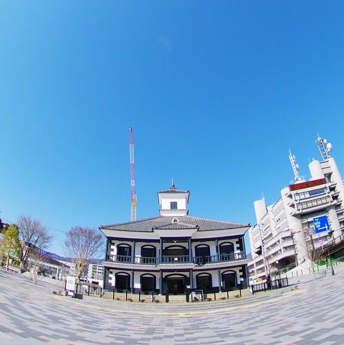 藤村記念館/甲府駅