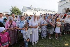 006. The Feast of Saint John, Wonder-worker of Shanghai and San Francisco in Adamovka Village / Свт. Иоанна Шанхайского в Адамовке 02.07.2017