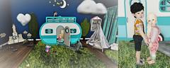 Entry for ToddleeDoo Fair Summer Photo Contest 2017 #1 (Little Second Life Moments) Tags: hadleyrose secondlife thetdfair thetoddleedoofair nach babyburp {bf} foxy empire dura