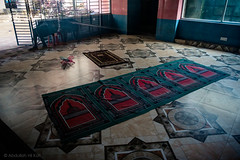 Prayer Hall! (Abdullah Hil Kafi) Tags: prayer alquran legs islam pattern diagonal