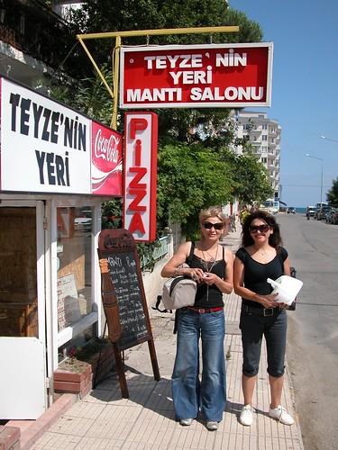DSCN9845 Sinop, Teyzenin yeri manti salonu