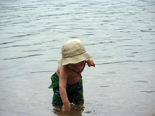 Swimmer's Rash!