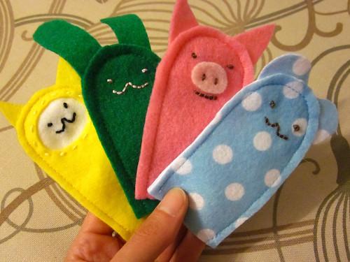 Finger Puppets 8