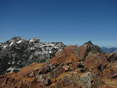 Summit of Red Mt